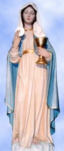 madre de la eucaristia
