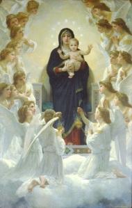 reina de los angeles