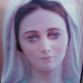Resultado de imagen de ojos de María