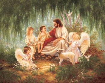 NIÑOS Jesus%20y%20angelitos