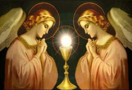 Adoración de la Eucaristía