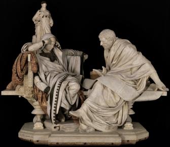 Neron y Seneca