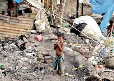 miseria pobreza extrema