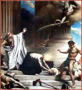 martirio de Joshua