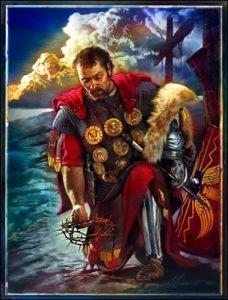 roman centurion cristiano