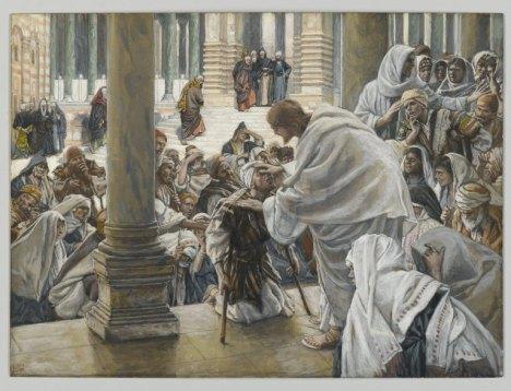 1curando en el templo