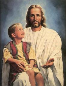 1jesus y los niños