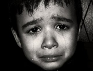 1nino llorando