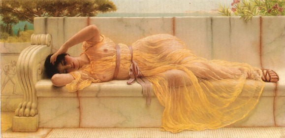 AGirl_in_yellow_Drapery MAGDALENA