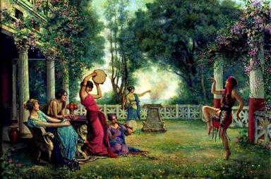 alegria griega