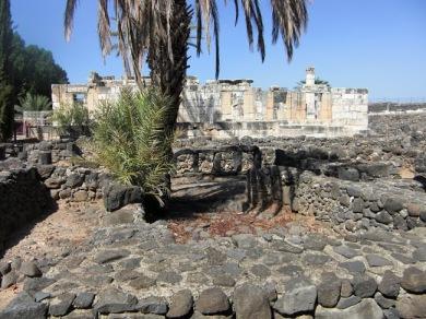 cafarnaum sinagoga