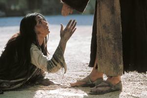 jesus y pecadora