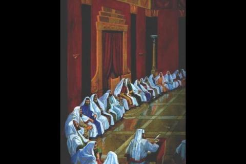 Sanhedrin-pic