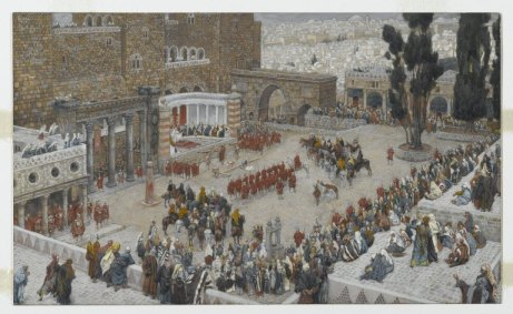 1Eye_View_of_the_Forum_Jesus_Hears_His_Death_Sentence_-_James_Tissot