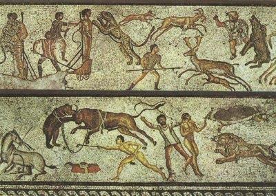 circo romano_juegosanimales