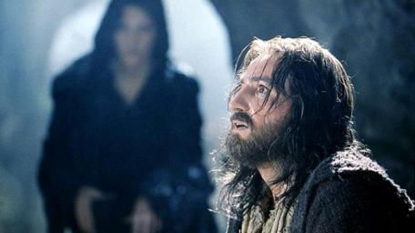 JESUS Y EL ATORMENTADOR