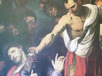 martirio santiago