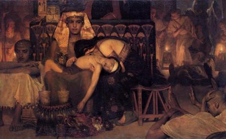 Tadema_-_Death_of_the_Pharaoh_Firstborn_son (1)