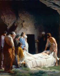16Carl-Heinrich-Bloch-xx-The-Burial-of-Christ-xx-Public-collection