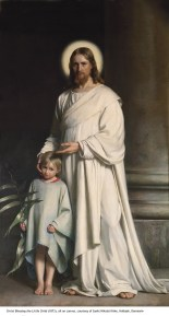 38Christ Blessing the Little Child, 1873