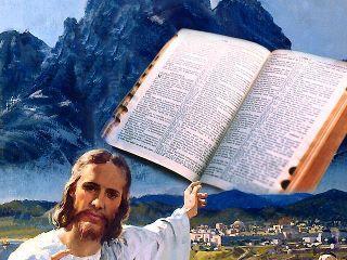 40JESUS Y LA BIBLIA