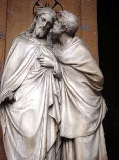 Beso Judas_ Scala sancta