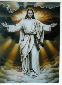 ¡Jesús resucitado!