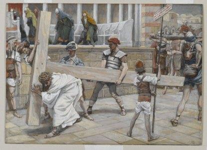 cargadocon la cruz