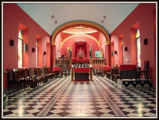 del Templo Masonico de Caracas