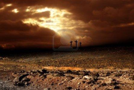 -golgotha-with-three-crosses