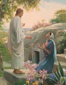Resurreccion de Jesus 7