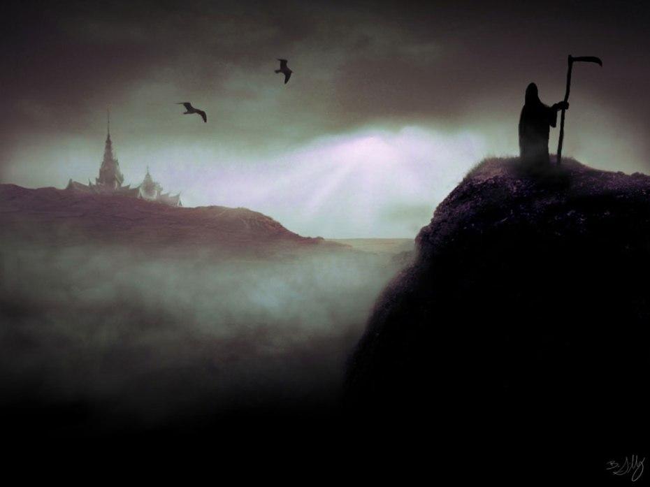 1la muerte y la oscuridad