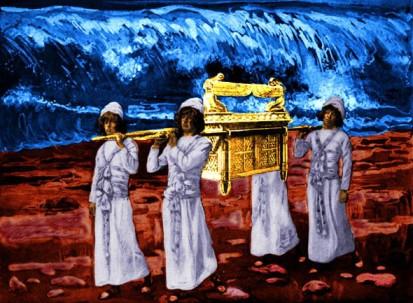 Arca del pacto yel mar Rojo