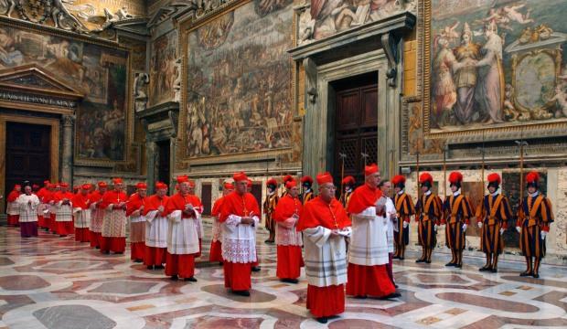 Vatican Conclave Rituals
