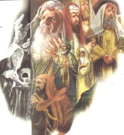 escribas-y-fariseos