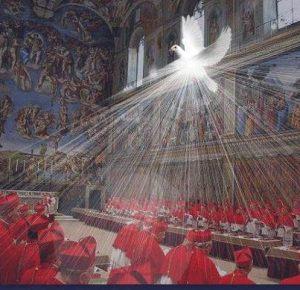 espiritu santo en la iglesia