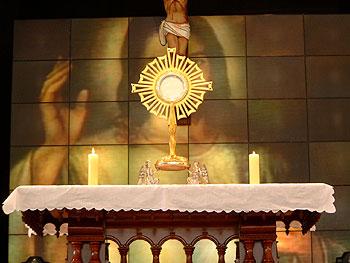 foto jesus sacramentado