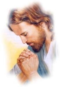 JESUS-ORANDO