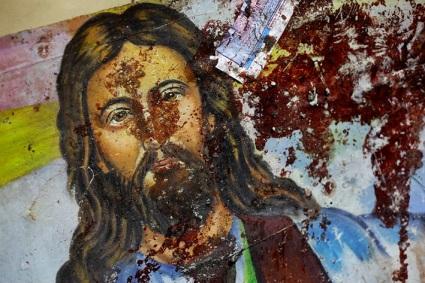 21 MUERTOS EN UN ATENTADO EN UNA IGLESIA CRISTIANA EGIPCIA