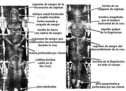 SUDARIO DE TURIN