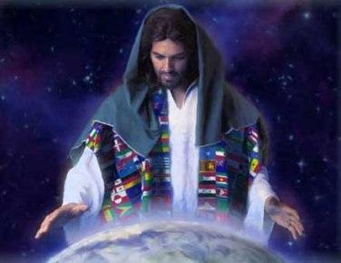 JESÚS REY DE LAS NACIONES