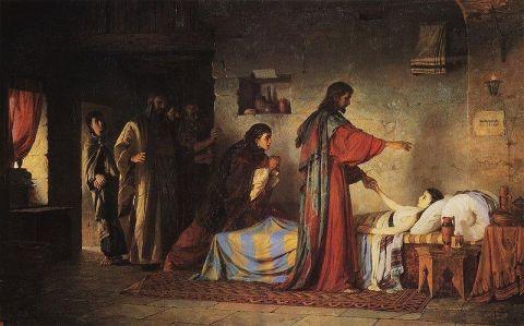 800px-Voskreshenie_docheri_Iaira_(1871)_by_Vasiliy_Polenov
