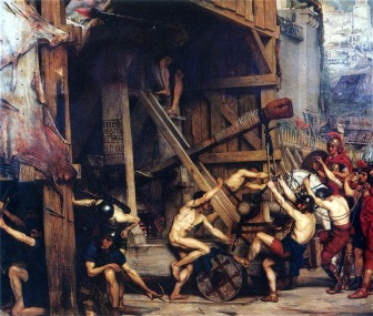 Catapulta_by_Edward_Poynter