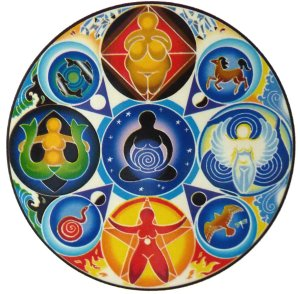 new age energies godess