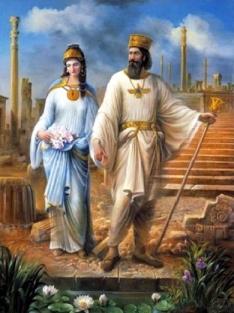 reyes persas