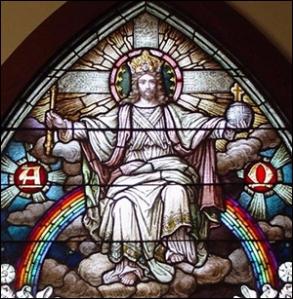 Cristo-Rey-vitral