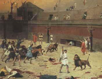 martirios cristianos