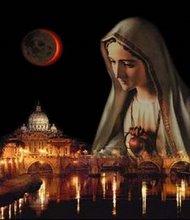 VATICANO Virgen de Fatima_ROMA