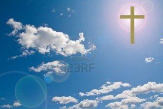 cruz en el cielo