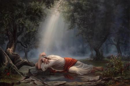 Gethsemane-Getsemani